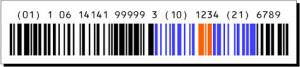 paramétrer son lecteur code-barres